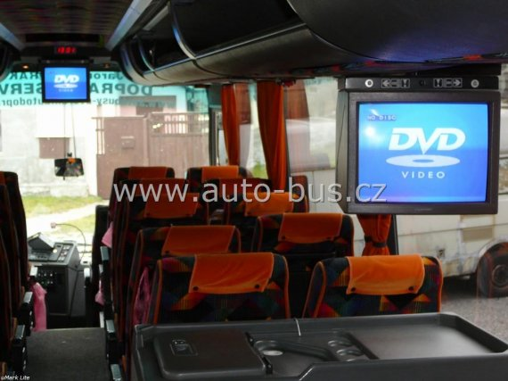 Instalace DVD přehrávače, dodávka přenosné navigace