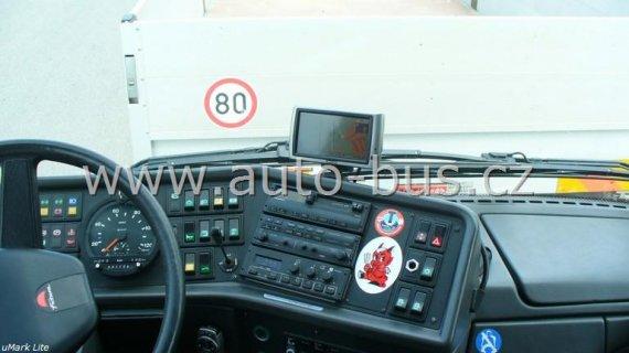 Instalace navigačního systému