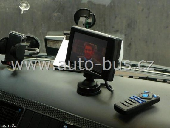 Instalace parkovací kamery