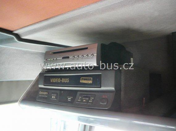 Instalace DVD přehrávače