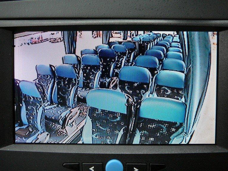 Kamera na cestující 1