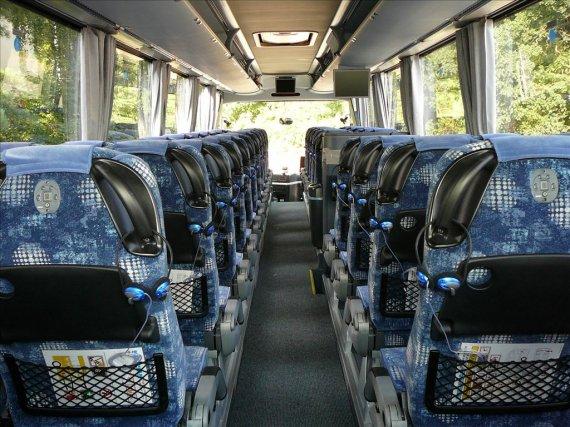 Instalace 8 kanálové zvukové volby pro cestující
